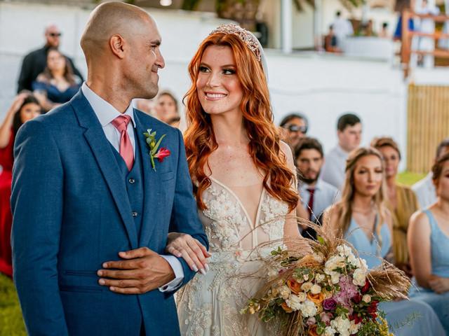 75 Penteados soltos para casamento: inspiração para a noiva