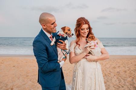 O fiel amigo canino como convidado especial: 55 fotos para inspirar
