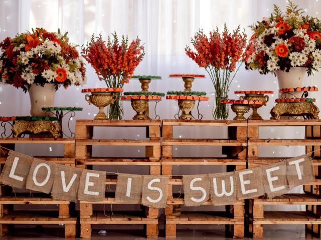 O que fazer com a decoração depois do casamento?