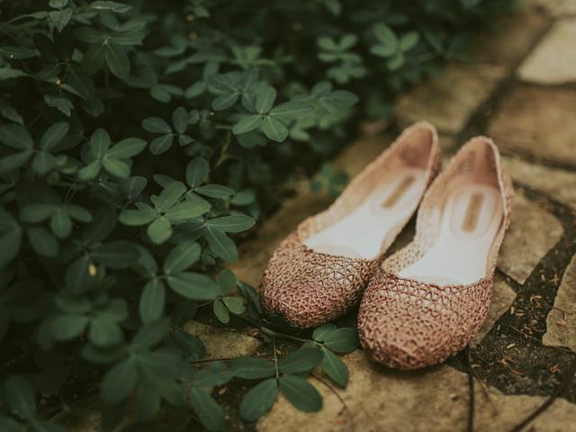80 Sapatos baixos (e lindos) para as convidadas: estilo e conforto