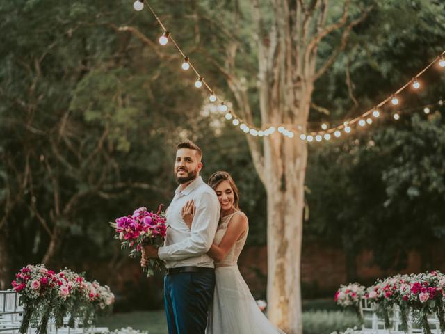 """10 Tendências de casamento para 2020: para qual delas dirão """"sim""""?"""