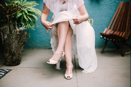 Como escolher o sapato de noiva ideal? 5 passos para tomar essa decisão