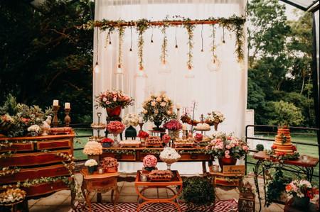 7 Conselhos para criar uma mesa de doces dos sonhos