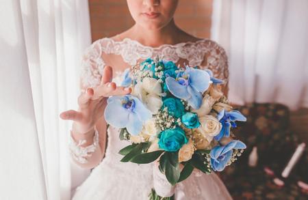 5 Formas de incluir algo azul no seu look de noiva