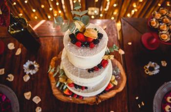 Teste: Que estilo de bolo combina com o seu casamento?