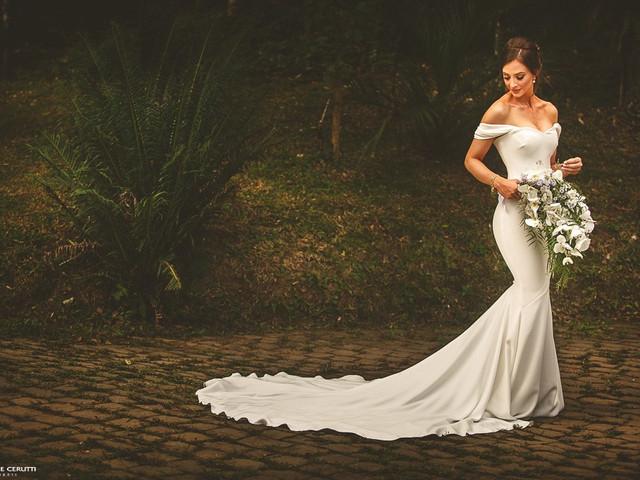 Vestido de noiva sereia: o que você precisa saber para optar pelo modelo
