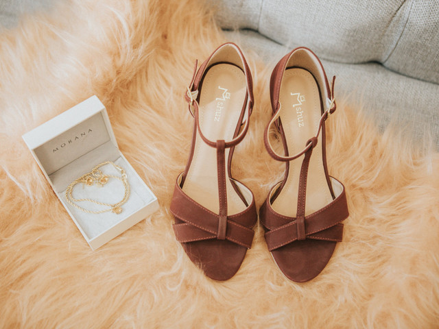 Se casará em um jardim gramado? Esses são os sapatos de noiva perfeitos para você!