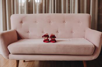 60 Sapatos coloridos para a noiva completar o seu look