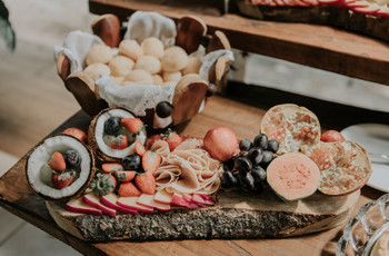 7 Razões para investir em frutas no seu buffet
