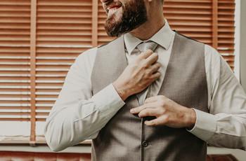E se você se corta fazendo a barba? Dicas para os noivos!