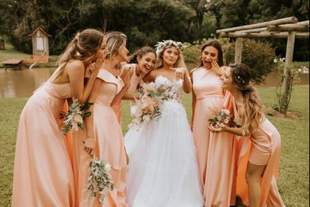 Os 10 mandamentos da madrinha perfeita: que seja feita a vontade da noiva!