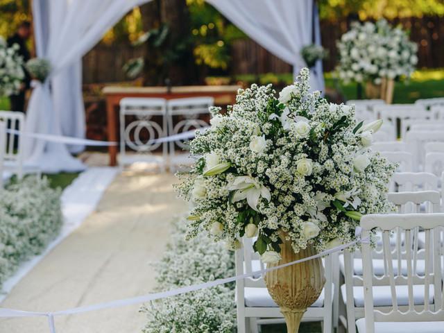 Casamento all white: 40 fotos para inspirar um décor branco total