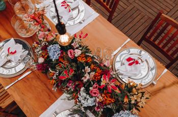 Buffet de casamento na nova normalidade: entenda os protocolos para um evento impecável (e seguro!)