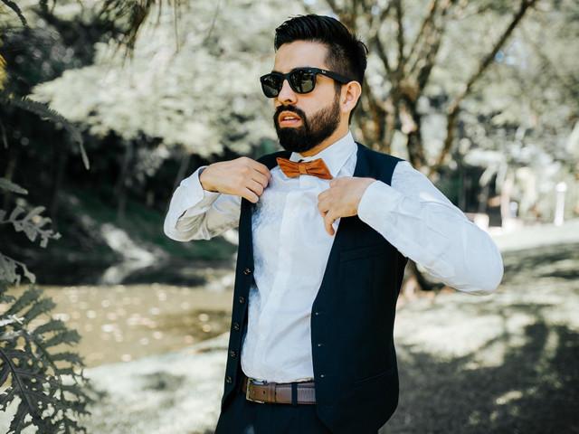 6 Dicas de ouro para o noivo fazer no dia do casamento