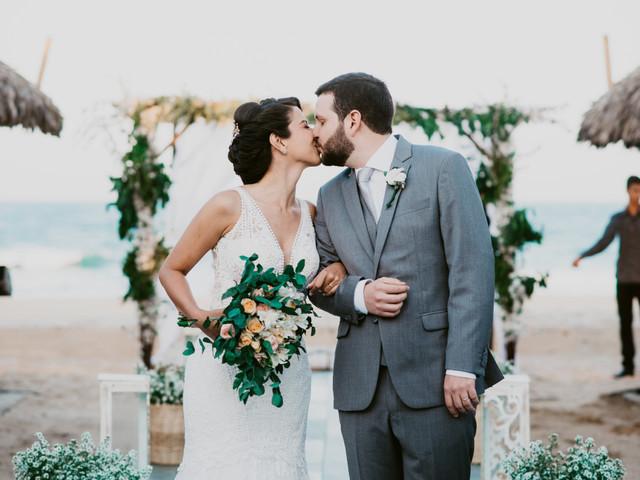 8 Passos iniciais para preparar um casamento na praia