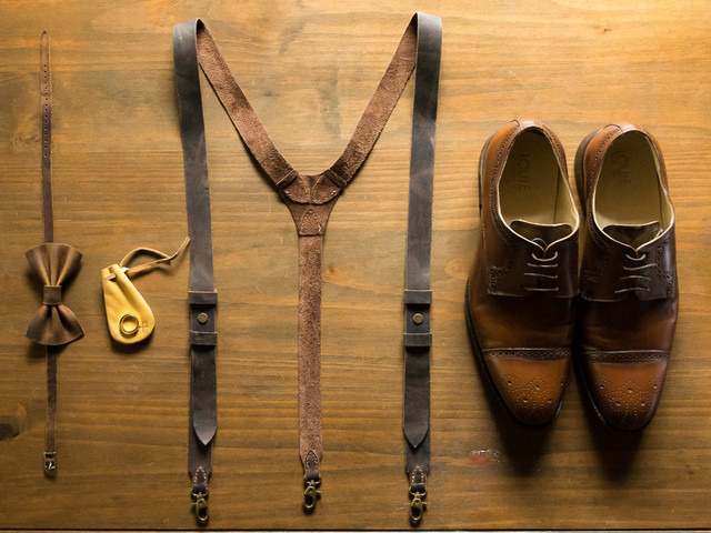 6 Acessórios masculinos: opções que deixam os noivos impecáveis
