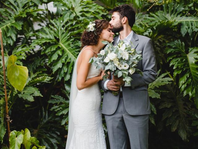 """Casamento """"verde"""": 9 atitudes sustentáveis que ainda ajudam a evitar desperdícios"""