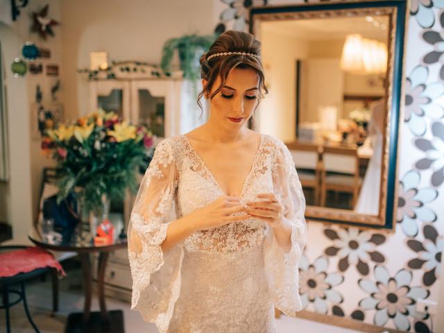 A última prova do vestido de noiva: 7 dicas fundamentais