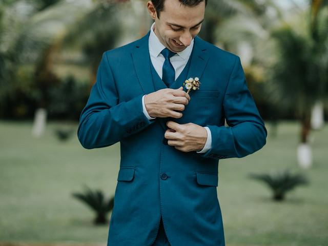 Traje azul para o noivo: inspire-se com 75 imagens em diferentes tons