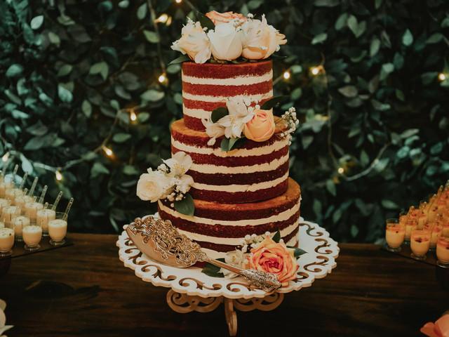 10 Coisas que devem considerar para a escolha do bolo de casamento