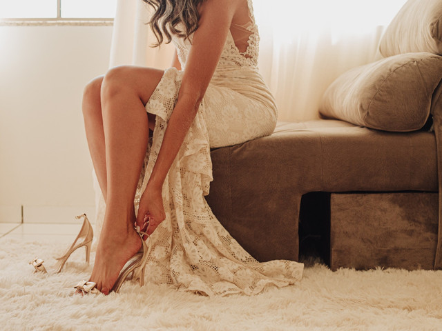 4 Tipos de saltos para 4 estilos de noiva: qual deles é o seu?