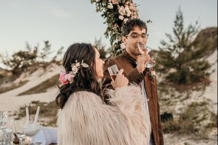 6 Coquetéis deliciosos para aquecer o seu casamento no inverno