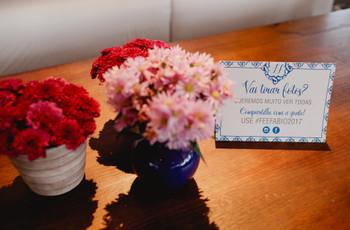 Como escolher o hashtag perfeito para o seu casamento?