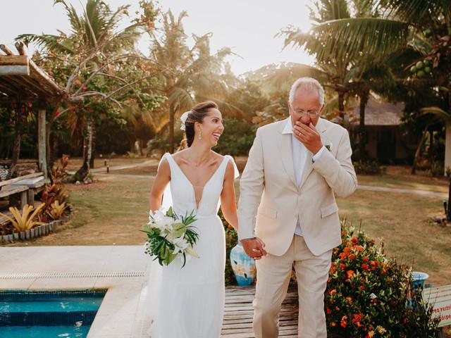 Momento pai&filha: 30 canções para a noiva dançar com o seu pai