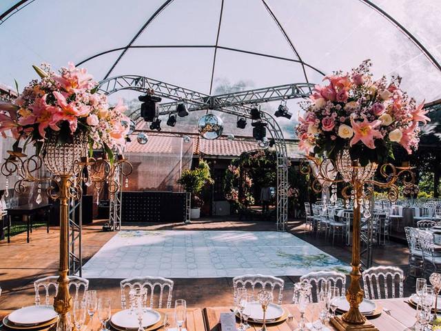 5 Tipos de tendas e coberturas para o seu casamento ao ar livre