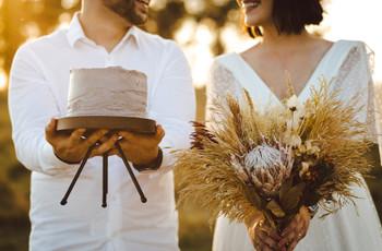 5 Tips importantes para acertar em cheio o tamanho do seu bolo de casamento