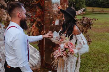Se sonham em celebrar o casamento em uma fazenda... Vocês precisam dessas dicas!