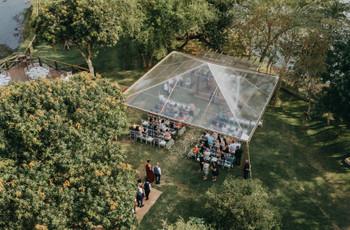 8 Perguntas fundamentais para os fornecedores de tenda do casamento