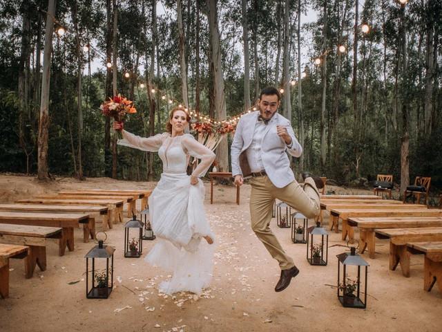 5 Coreografias inspiradas no cinema para a sua primeira dança de casados