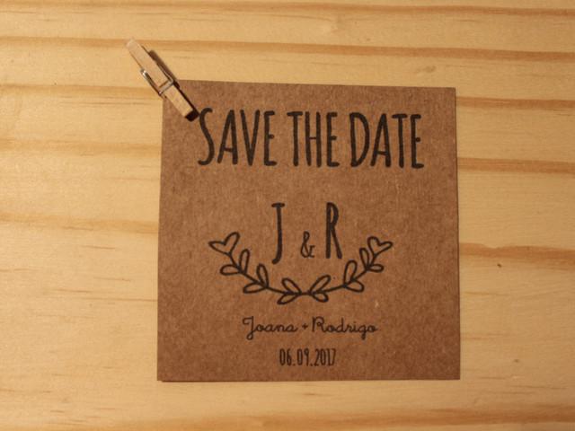 11 Ideias criativas para o Save the Date: qual combina com vocês?