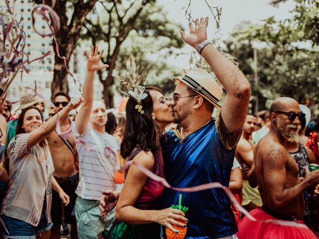 Dicas para pular o carnaval como um casal!