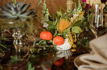 Centros de mesa com fruta: que tal investir na ideia?