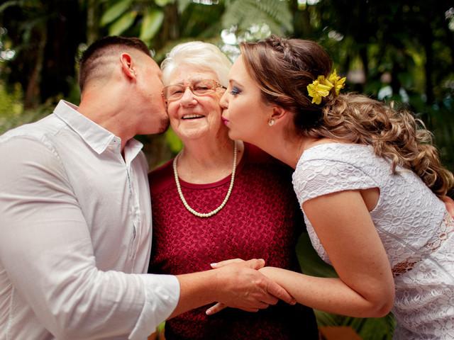 5 Ideias de homenagens dos noivos para seus avós