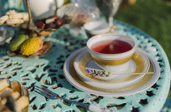 5 Formas criativas de servir chá no seu casamento