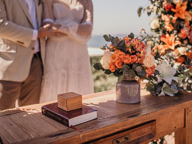 Planejam um casamento express? Coisas que devem ter em mente!