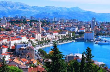 Lua de mel na Croácia: natureza exuberante e um ar medieval