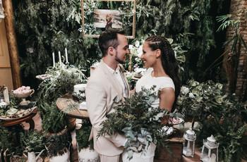 Decoração de casamento sem flores: beleza possível e original