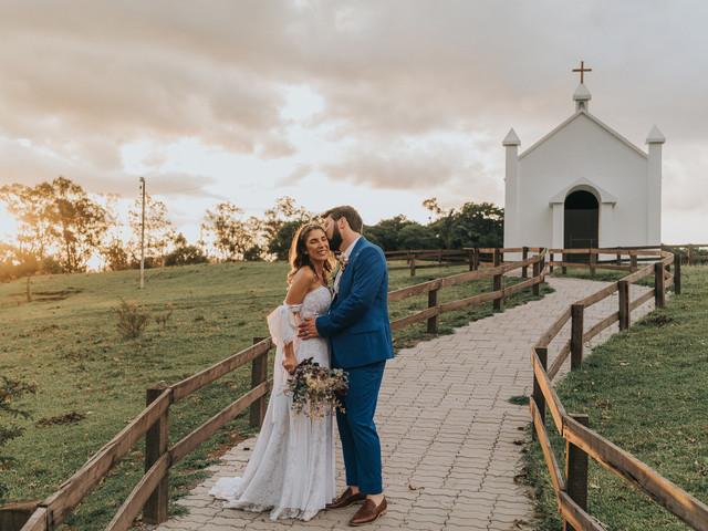 Para uma celebração intimista, o lugar ideal: as vantagens de casar em uma capela