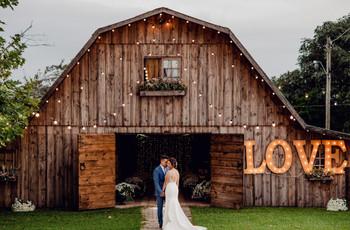 As 85 melhores ideias de decoração para o seu casamento rústico