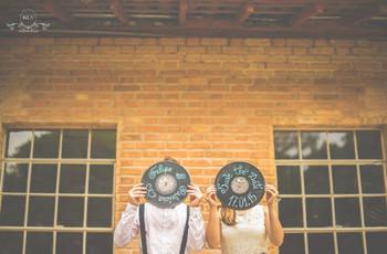 Casamento temático inspirado na música: ideias criativas para o casal