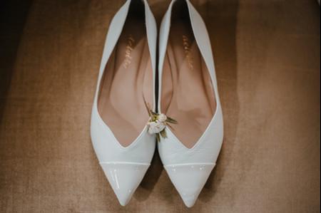 70 Modelos de calçados baixos para a noiva que deseja combinar estilo e conforto