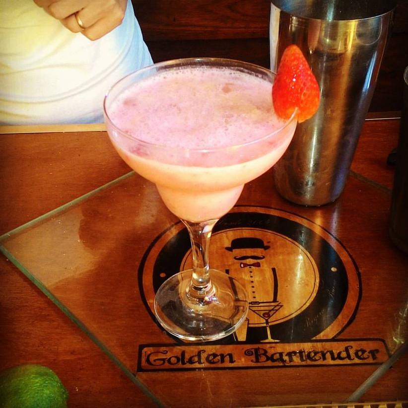 Golden Bartender