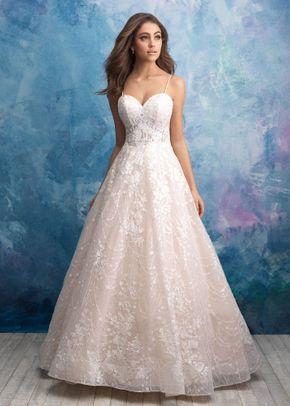 9559, Allure Bridals
