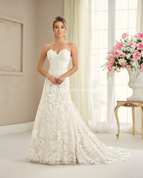 217118, Mon Cheri Bridals