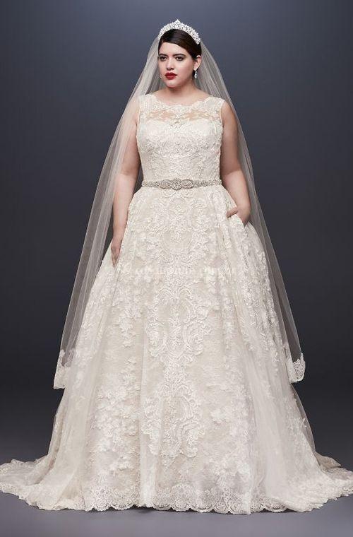 8000917 curvy, David's Bridal