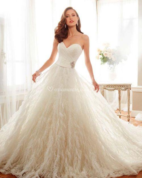 Y11726 - CHERI, Mon Cheri Bridals